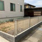 高低差を解消し趣味のスペースを広々確保したお庭づくり【新築外構 T様邸】